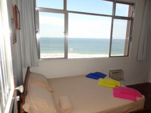 Rio rent flat in Copacabana